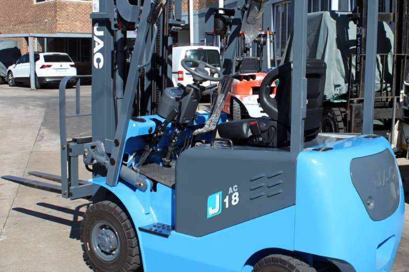 JAC Forklifts Electric forklift CPD18J 1.8 TON ELECTRIC FORKLIFT