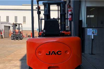 JAC Electric forklift CPD30 3 TON ELECTRIC Forklifts