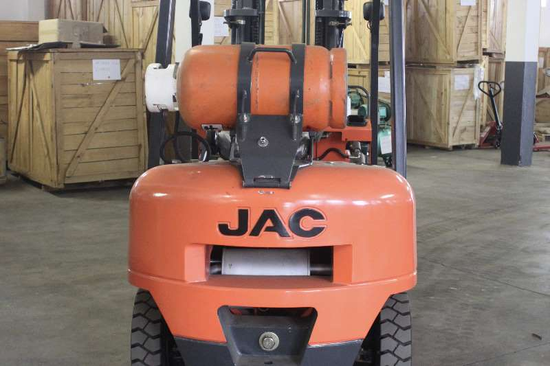 JAC Forklifts LP gas CPYD25 2.5 TON GAS FORKLIFT