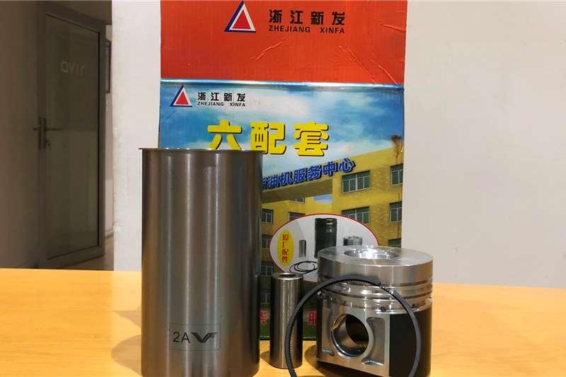 JAC Engine parts A498 Xinchai Piston Sleeve Kit Machinery spares