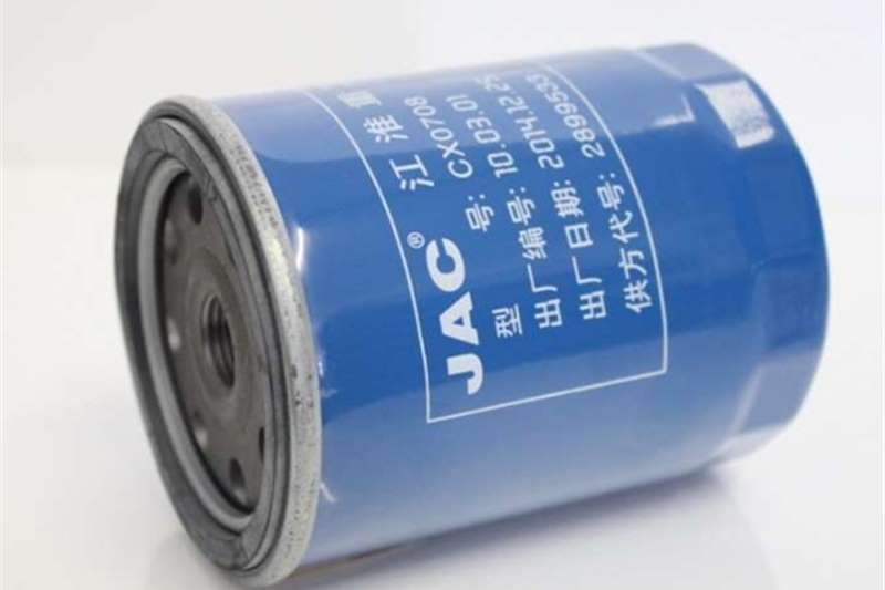 JAC Filters Machinery spares