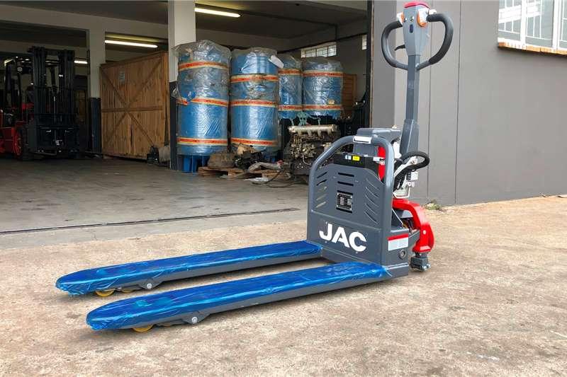 JAC Electric CBD15 1.5TON ELECTRIC PALLET JACK Pallet jack