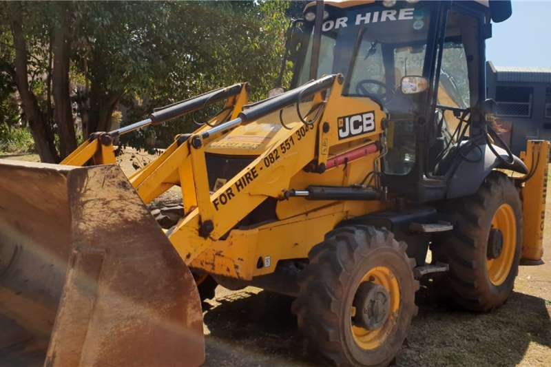 JCB 3CX4X Backhoe loader