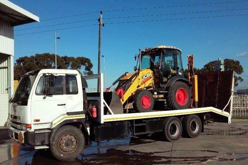JCB For Hire Backhoe loader
