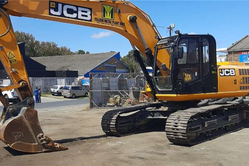 JCB Excavators 20 TON JCB EXCAVATOR 2017