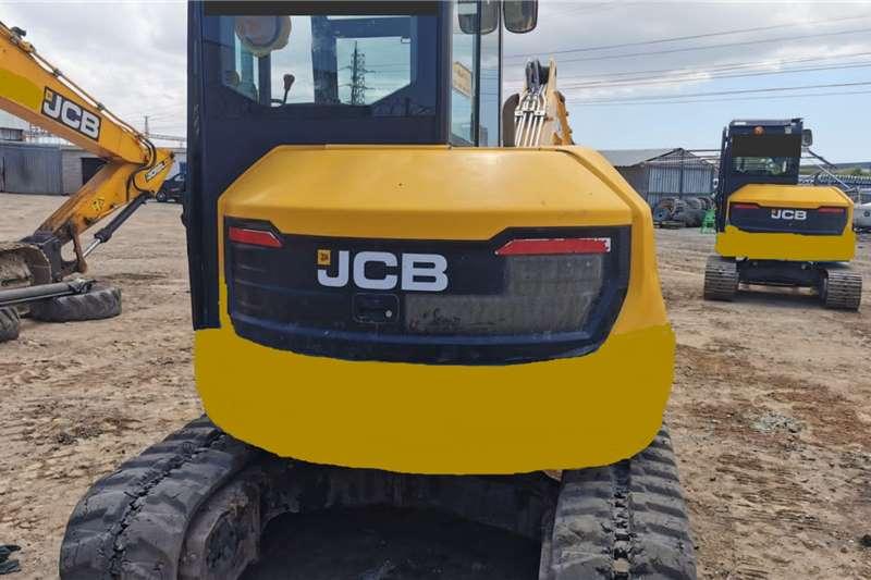JCB JCB 55Z Midi Excavator Excavators