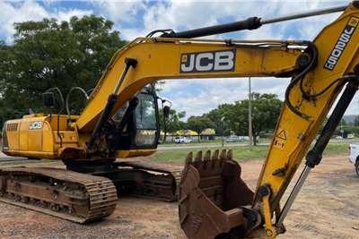 JCB JCB EXCAVATOR 205 Excavators
