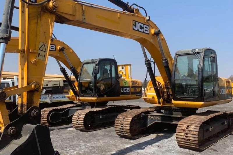JCB Excavators JCB JS200 20 Ton Excavator 2011
