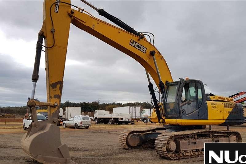 JCB JCB JS360LC EXCAVATOR Excavators