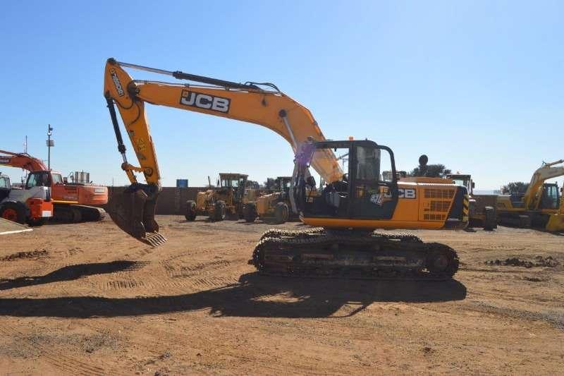 JCB Excavators JS205 2017