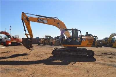JCB JS205 Excavators