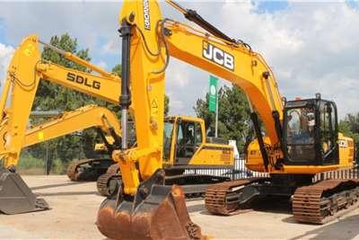 JCB Excavators JS205LC Excavator 2017