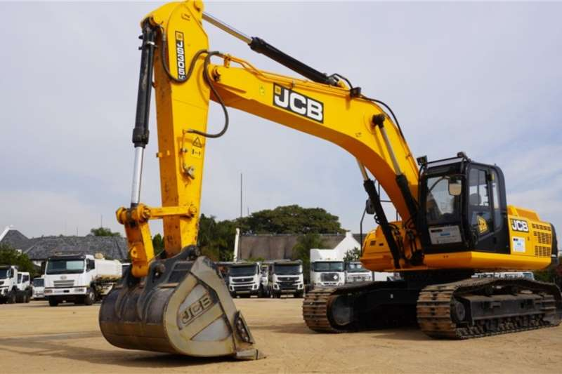 JCB Excavators JS305LC 30 Ton Excavator 2018