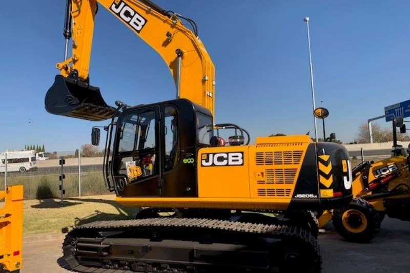 JCB Excavators New JCB JS205LC 20 Ton Excavator 2019
