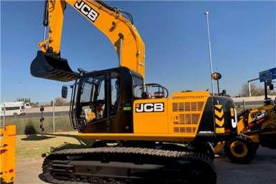JCB New JCB JS205LC 20 Ton Excavator Excavators