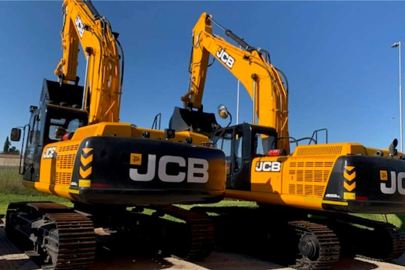 JCB New JCB JS305 30 Ton Excavator Excavators