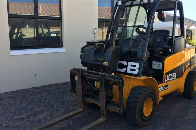 JCB 35D 4X4 Forklifts