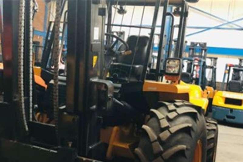 JCB Diesel forklift JCB 926 3Ton, All Terrain Forklifts