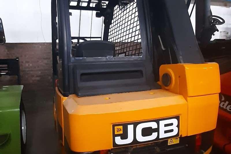 JCB Diesel forklift TLT25D Forklifts
