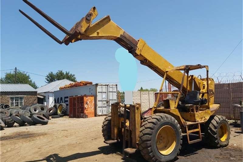 JCB Forklifts JCB 530b HL Telehandler 4x4 Forklift