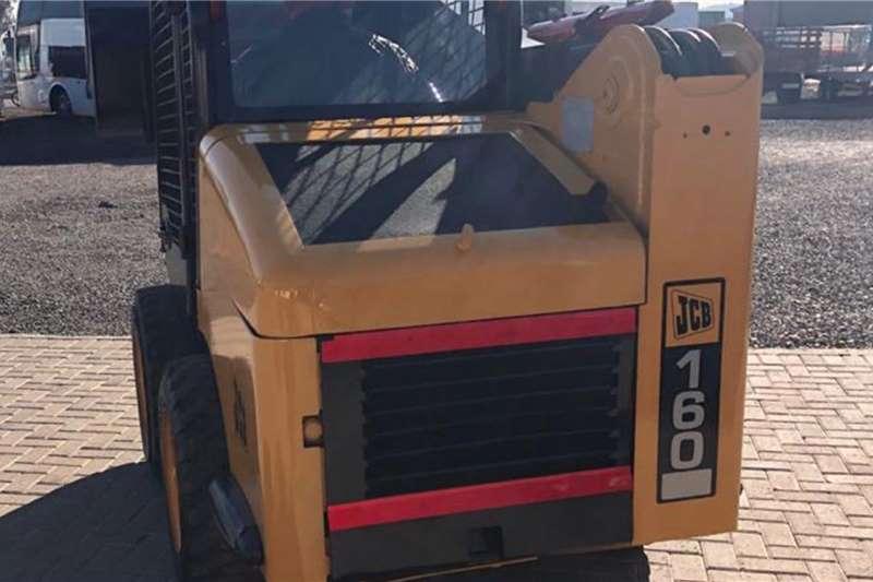 JCB 160 Robot skid steer   Bobcat Loaders