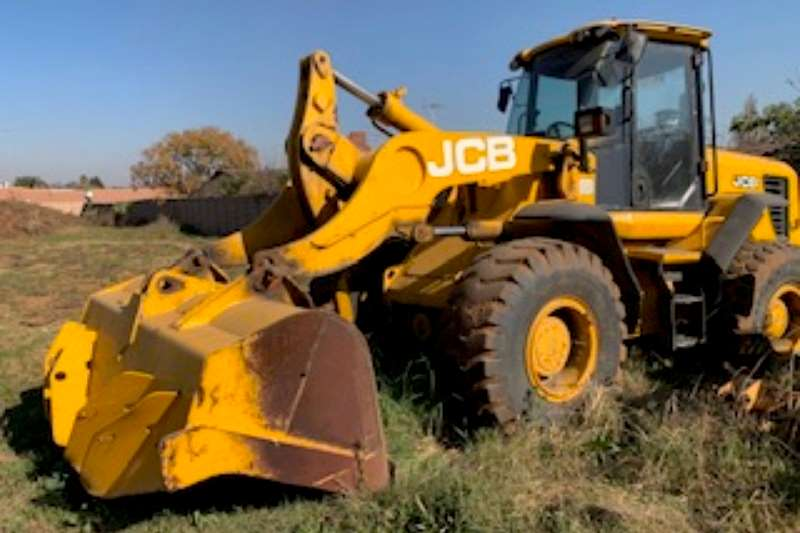 JCB JCB 436ZX Wheel Loader Loaders