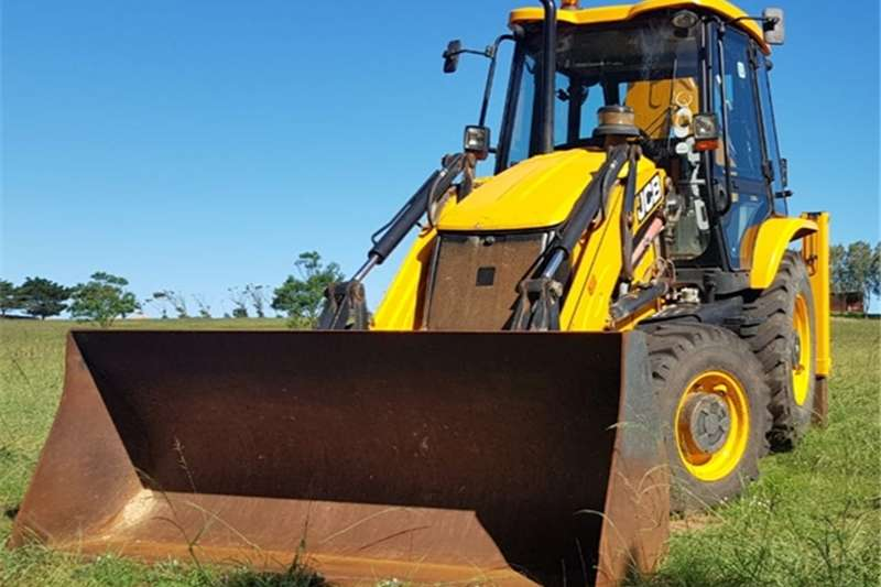 JCB machinery for sale in South Africa on Truck & Trailer