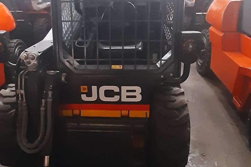 JCB Construction 190 eco Skidsteer loader