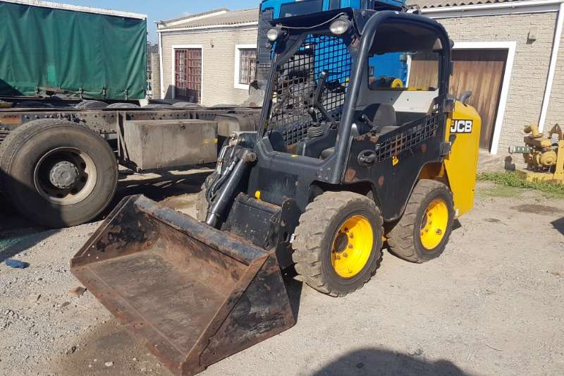 JCB Construction JCB 135HD Skidsteer loader