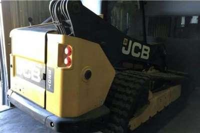 JCB Construction JCB 320T .Skid steer loader Skidsteer loader