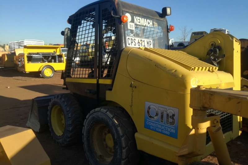 JCB Construction Skidsteer Loader JCB Skidsteer loader