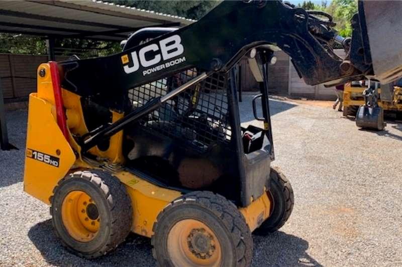 JCB JCB 155HD Skidsteer Loader Skidsteer loader