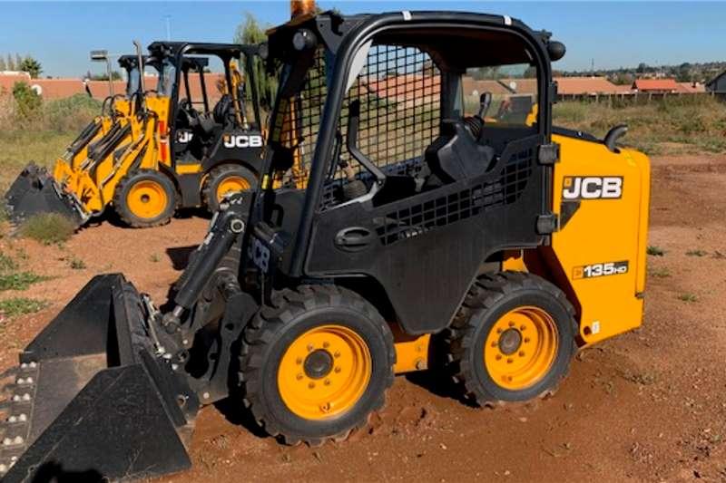 JCB Skidsteer loader New JCB 135/155/190 Skidsteer Loaders