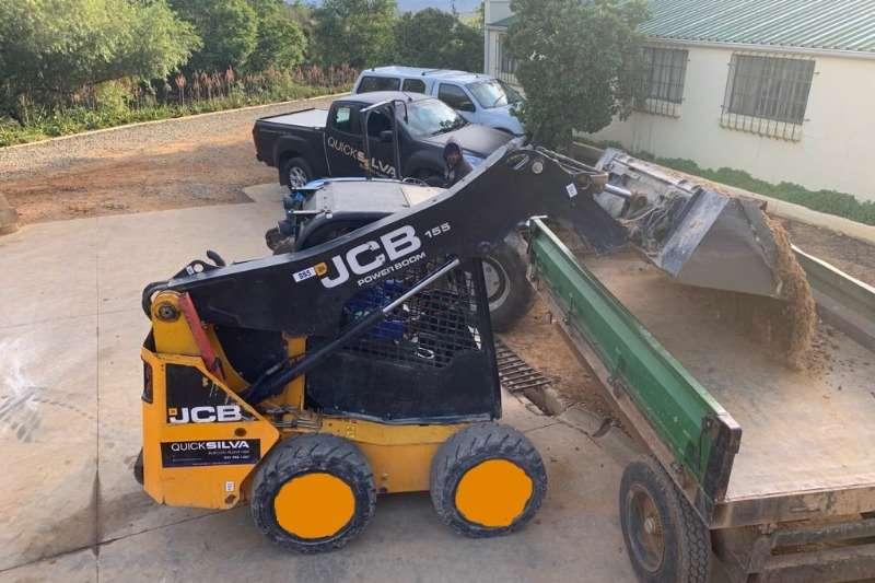 JCB 155HD Skidsteers