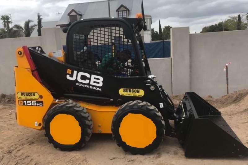 JCB Skidsteers 155HD 2017