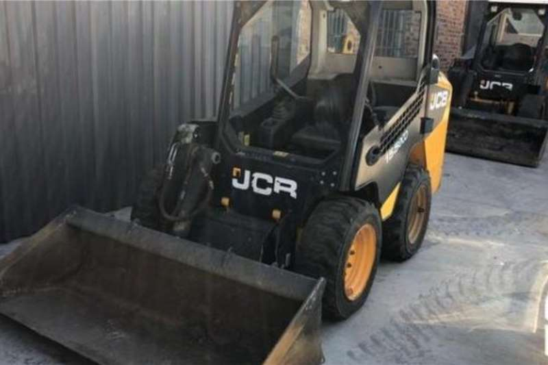JCB JCB 155 ECO .Skid steer loader Skidsteers