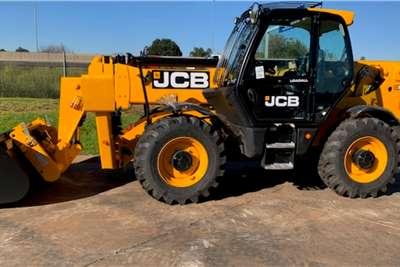 JCB New JCB 540 170 Telehandler 17 Meter 4 Ton Telehandlers