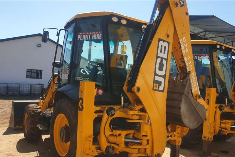 JCB TLBs 2018 JCB 3DX TLC ECO 2018