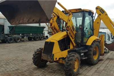 JCB TLBs 3CX Backhoe Loader