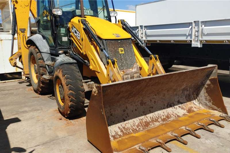 JCB 3CX ECO Backhoe Loader TLBs