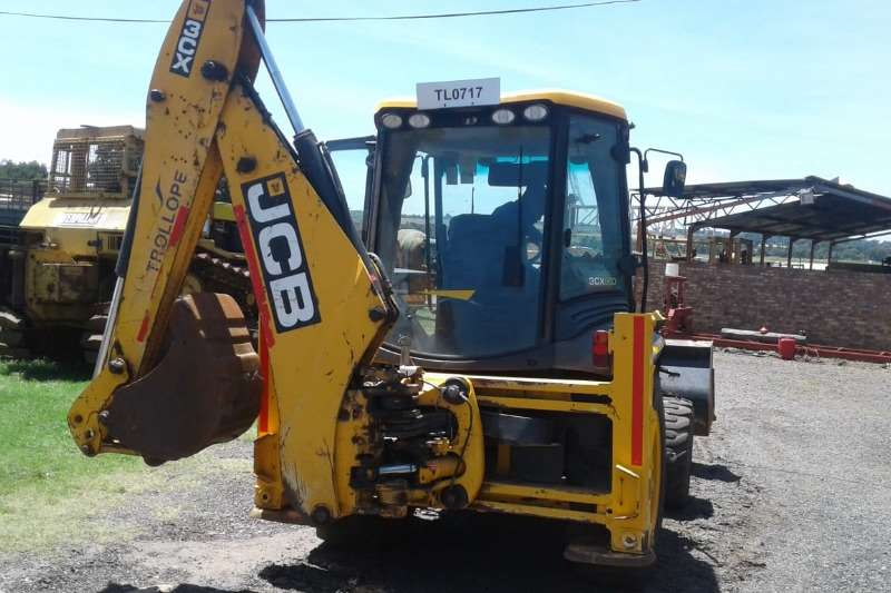 JCB Construction 3CX TLBs