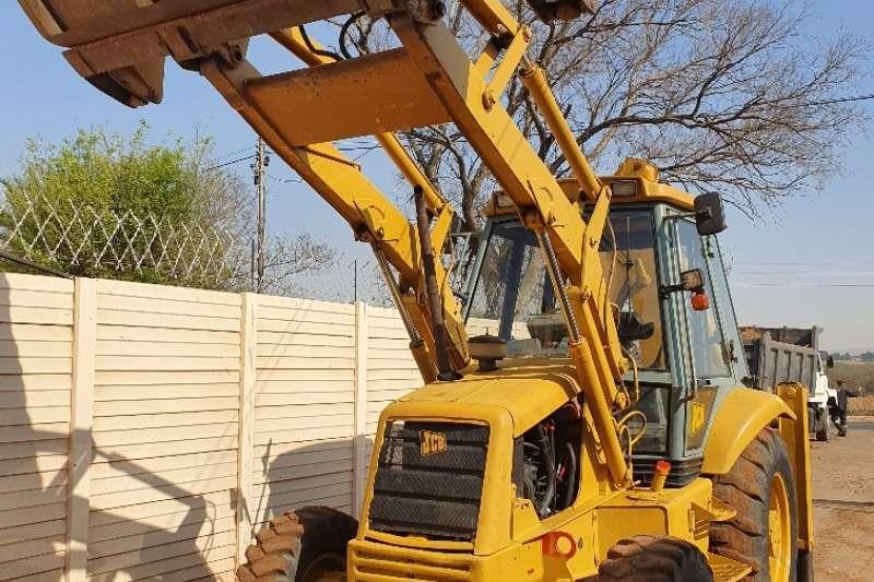 JCB TLBs Construction 3CX (4x4) Sitemaster