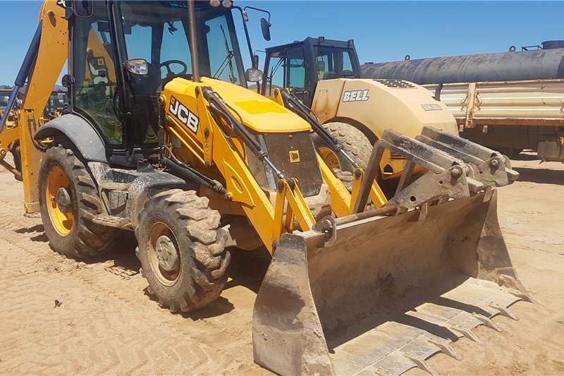 JCB TLBs Construction JCB 3CX 2015
