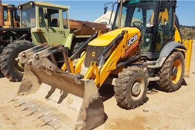 JCB Construction JCB 3CX TLBs