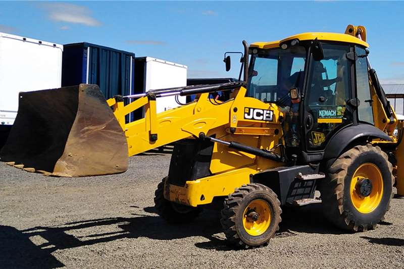 JCB TLBs Construction JCB 3CX 4 x 2 TLB 2011