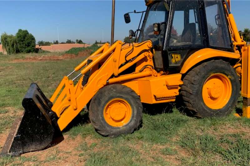 JCB TLBs JCB 3CX 4x4 Backhoe Loader TLB 1995