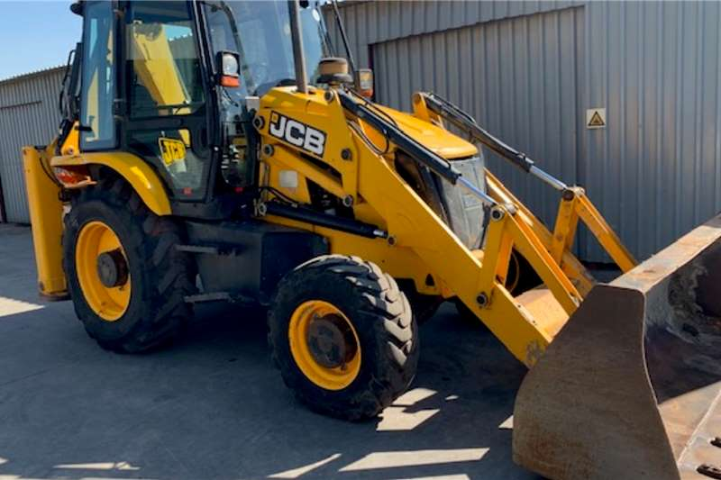 JCB TLBs JCB 3DX 4x4 Backhoe Loader TLB 2013