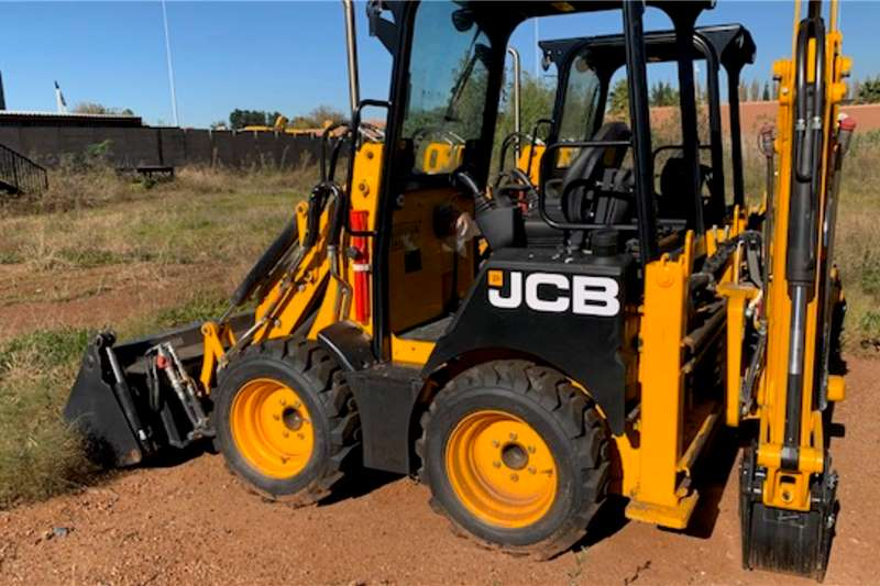 JCB TLBs New JCB 1CX Backhoe Loader TLB