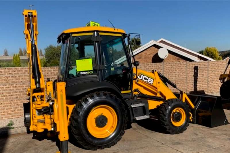 JCB TLBs New JCB 3CX 4x4 Backhoe Loader TLB