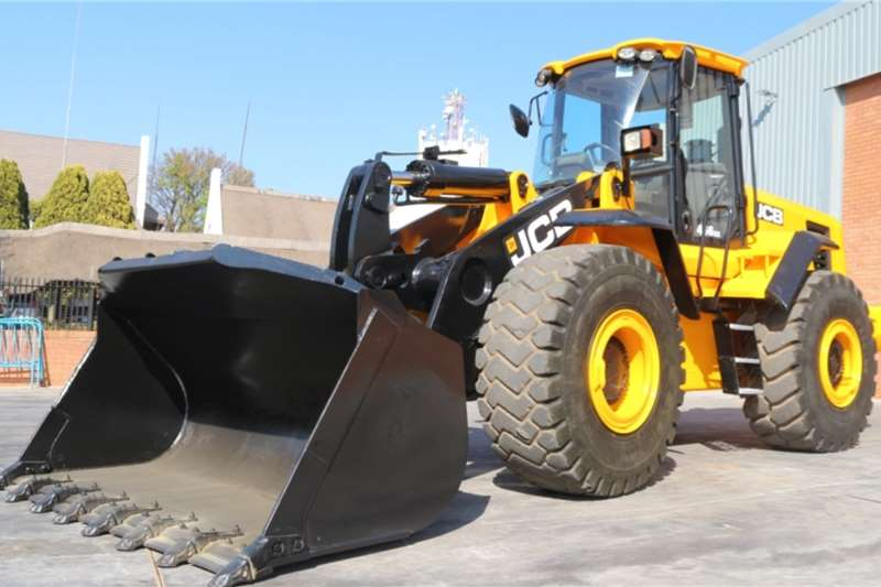 JCB Wheel loader 456Z Wheel Loader 2010